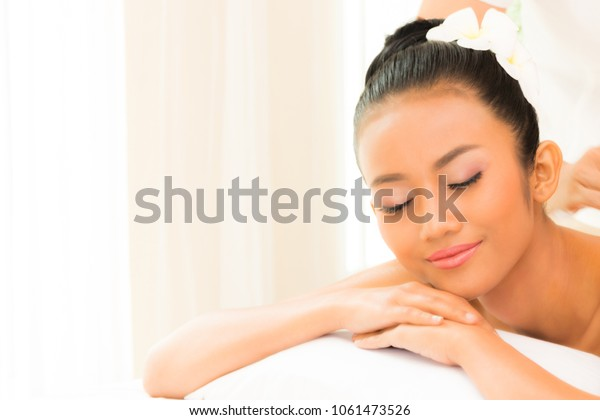 Asian relief massage