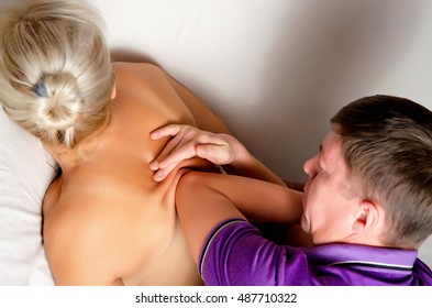 Massage techniques and methods for therapeutic purposes.