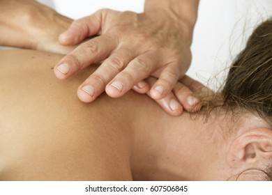 Massages on the body