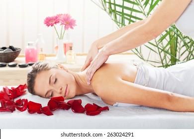 Massaging, Spa Treatment, Aromatherapy.