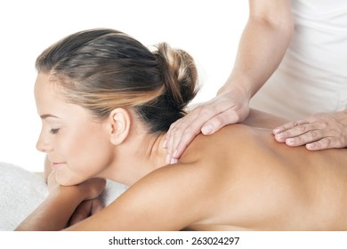 Massaging, Spa Treatment, Health Spa.