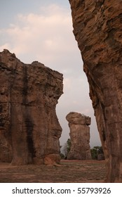 Massive rock and amazing geography at Mo-Hin-Khao, the Unseen Thailand