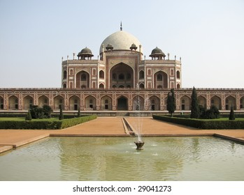 The massive salmon colored Jantar Mantar, was built in the year 1725 by Maharaja Jai Singh II of Jaipur.
