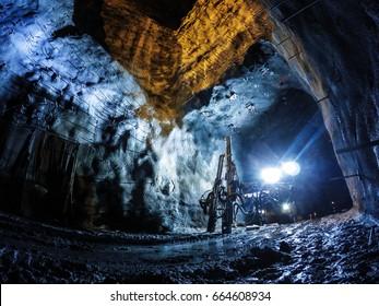 Massive Underground Excavation