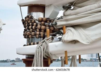 Mast Rigging