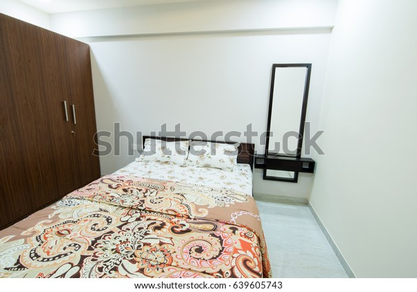 Master Bedroom Design Upper Middle Class Stock Photo Edit Now 639605743