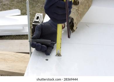 master cuts polyfoam cutting part - an incandescent string