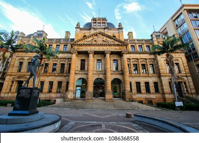 Master Of The High Court in Pietermaritzburg, capital of KwaZulu-Natal region in South Africa