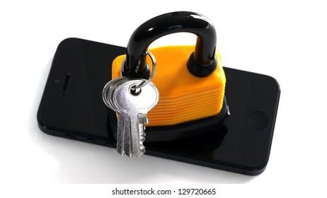 Master Key on Mobile Phone
