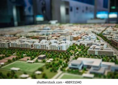Masterplan Design of Sustainable City in the Desert