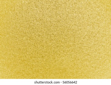 a mat background from gold