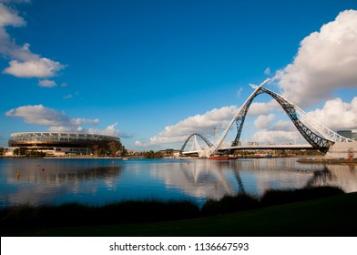 Matagarup Bridge - Perth - Australia