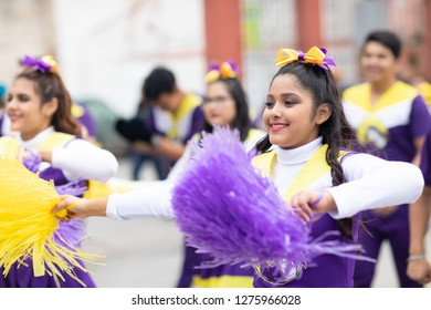 Matamoros Tamaulipas Mexico November 20 2018 The November 20 Parade
