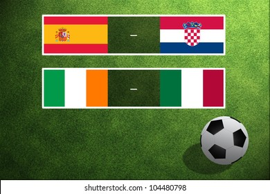 Match Day EURO, Group C