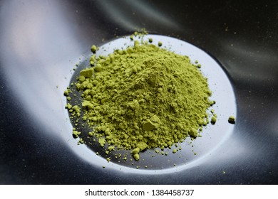 Matcha is finely ground powder of specially grown and processed green tea leaves.