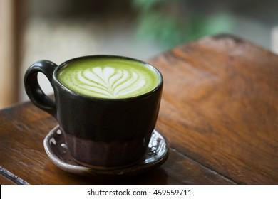 matcha latte,green tea