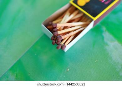 Burning Matchstick Images, Stock Photos & Vectors | Shutterstock
