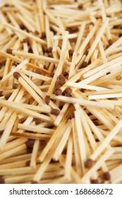 Matchsticks background