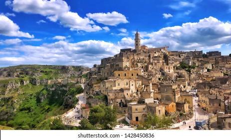 Matera - A breathtaking ancient city