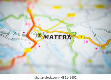 Map Of Matera Images Stock Photos Vectors Shutterstock