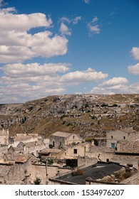 """Matera, also known as """"Città dei Sassi"""", is a city located in southern Italy."""