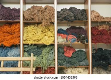 Material for Making Turkish Carpet