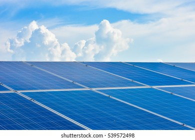 The material used to make solar power
