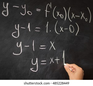 math class on blackboard