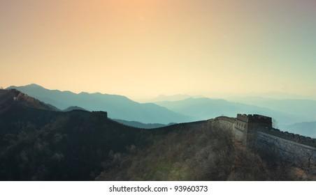 Matianyu Great Wall - Xian, China