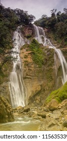 Matigol Falls is a multi-tiered 500 feet tall waterfall which is in Sitio Inamong, Barangay Datu Ladayon, Municipality of Arakan, Province of North Cotabato.