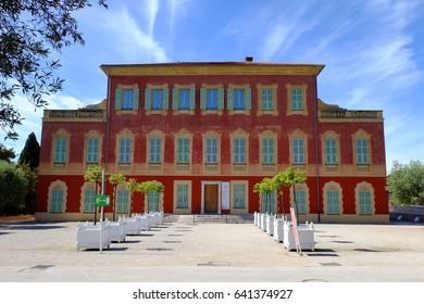 Matisse Museum, Nice France