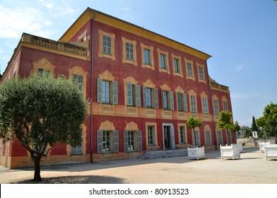 Matisse Museum, Nice, France