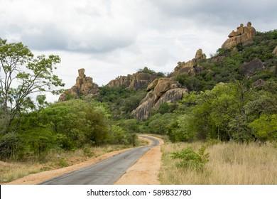 matobo national park BULAWAYO ZIMBABWE