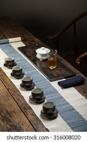 The MATS in the tea ceremony