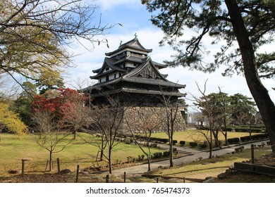 Matsue Castle, a National Treasure of Japan, Matsue, Japan