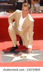 Matt Damon at the award ceremony honoring Matt Damon with a star on the Hollywood Walk of Fame. Hollywood Blvd., Hollywood, CA. 07-25-07