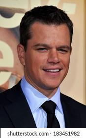 Matt Damon at THE INFORMANT Premiere, The Ziegfeld Theatre, New York, NY September 15, 2009