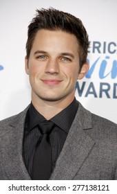 Matt Lanter at the 2012 American Giving Awards held at the Pasadena Civic Auditorium in Pasadena on Decmber 7, 2012.