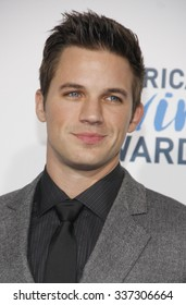 Matt Lanter at the 2nd Annual American Giving Awards held at the Pasadena Civic Auditorium in Los Angeles, California, United States on December 7, 2012.