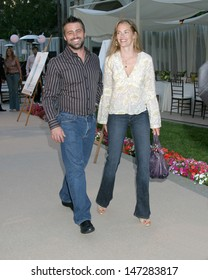 Matt LeBlanc Melissa McKnight The Comeback Premiere HBO Series Los Angeles, CA June 1, 2005