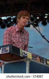 Matt Thiessen of Relient K