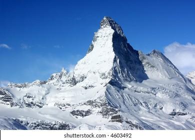 Matterhorn rock