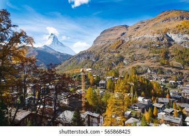 Matterhorn,Zermatt,Switzerland