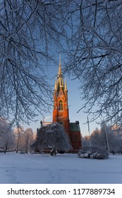 Matteus church in Norrkoping