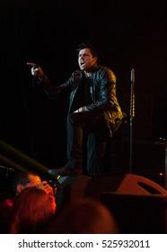 Mattew Jean Poul Walst Three Days Grace Live in Minsk 28 January 2016