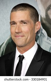 Matthew Fox at the Los Angeles premiere of 'Alex Cross' held at the ArcLight Cinemas in Los Angeles, USA on October 15, 2012.