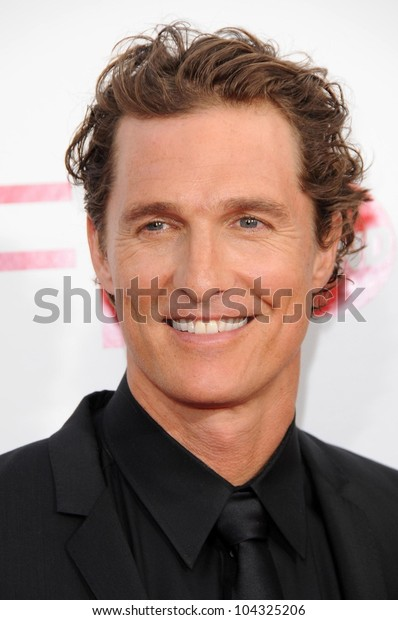 Matthew McConaughey  at the 37th Annual AFI Lifetime Achievement Awards. Sony Pictures Studios, Culver City, CA. 06-11-09