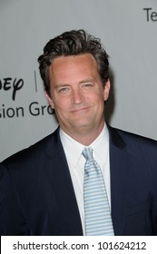 Matthew Perry at the Disney ABC Television Group Summer 2010 Press Tour, Beverly Hilton Hotel, Beverly Hills, CA. 08-01-10