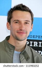 Matthew Whitecross at the 2007 Film Independent's Spirit Awards. Santa Monica Pier, Santa Monica, CA. 02-24-07