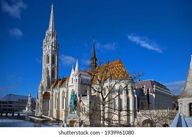 Matthias Church The Church of the Assumption of the Buda Castle